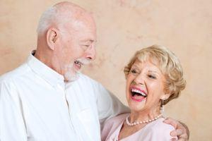 dental implants or dentures